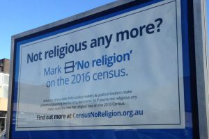 Census no religion