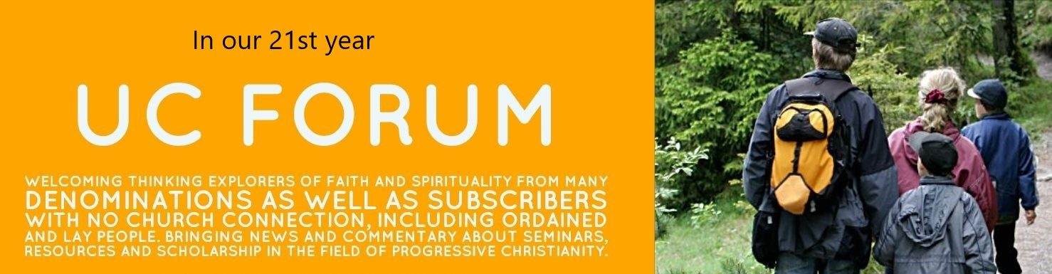 Open Discussion on Progressive Christianity