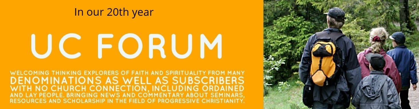 Open Discussion on Progressive Christianity